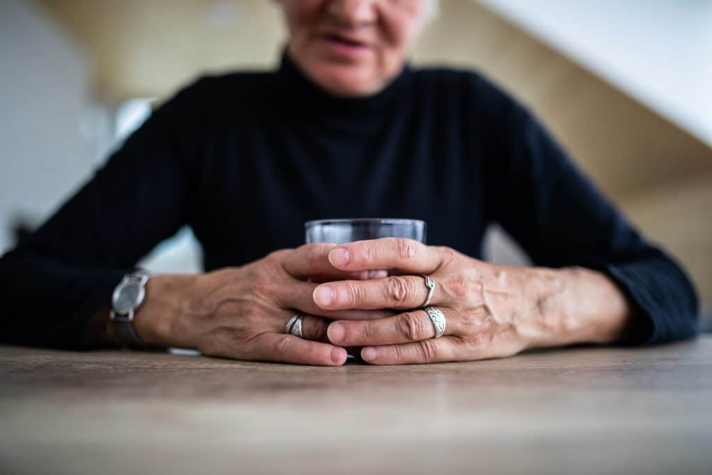 Elderly americans and binge drinking alcoholism