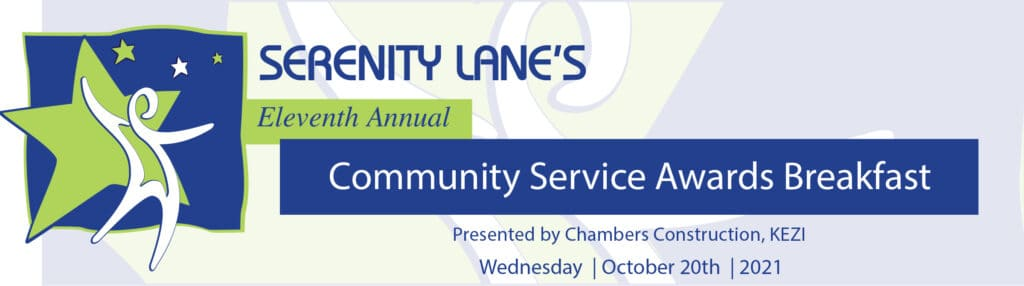 Community Service Awards 2021